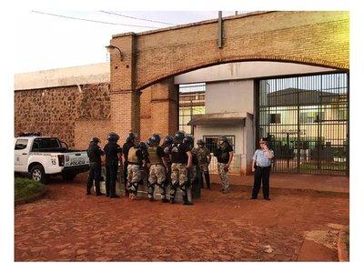 Agentes penitenciarios dejan ir a 75 reos del PCC en Pedro Juan