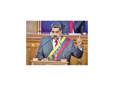 Maduro negociaría con EEUU, según The Washington Post