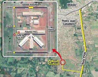 """Paraguay es noticia en el mundo por inaudita """"fuga"""""""
