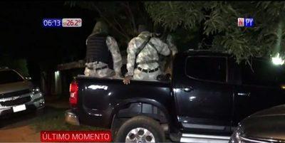 Buscan recapturar a reclusos fugados de Pedro Juan Caballero