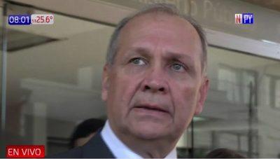 Mario Ferreiro presenta denuncia contra Camilo Soares
