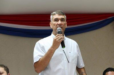"""""""Somos el hazmerreír de la frontera"""", lamenta gobernador de Amambay"""
