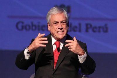 Piñera buscará reformar pensiones