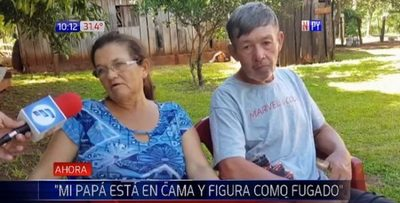 Hombre que padece Parkinson apareció en lista de fugados, denuncian