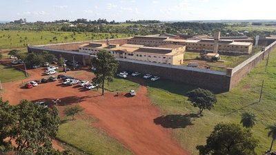 Ministerio coordina con Policía Federal de Brasil la recaptura de fugados