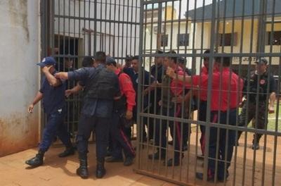 Sindicato de guardias penitenciarios dice que problema está en 'varios sectores'