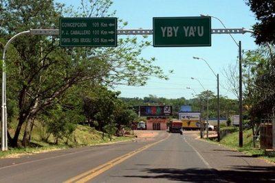 Mujer muere ahogada en un arroyo en Yby Yaú