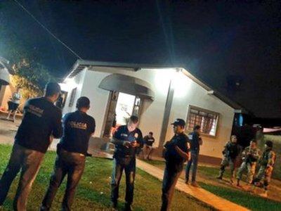 Refuerzan seguridad y control en Amambay y zonas cercanas