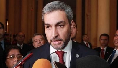 """Abdo: """"Hay políticos, policías, periodistas y funcionarios del sistema penitenciario al servicio del crimen organizado"""""""