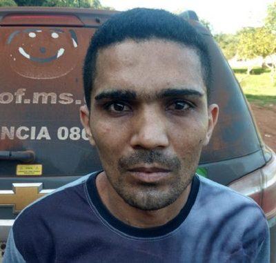 Recapturan en Brasil a reo fugado de cárcel de Pedro Juan