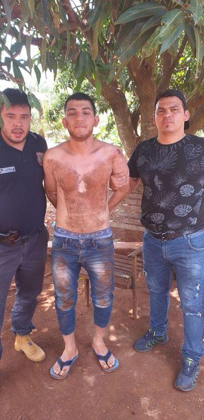 Recapturan a otro prófugo a metros del penal de PJC