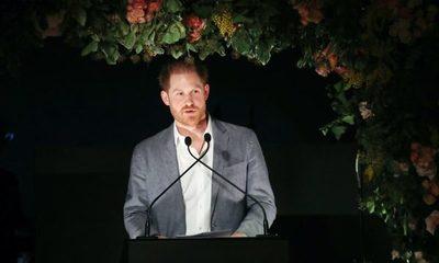 Príncipe Harry da su primera declaración sobre su salida de la realeza británica expresando sentirse triste