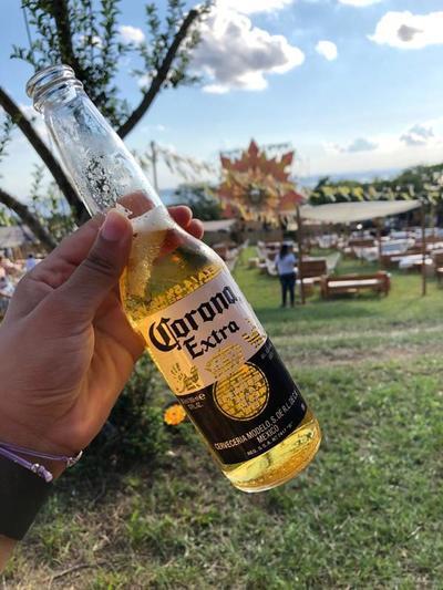 Un atardecer inigualable en San Bernardino con el Corona Sunsets Festival