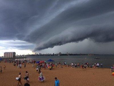 Alerta meteorológica por probable tiempo significativo