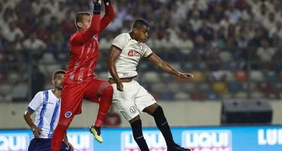 Carabobo contra Universitario, por ser rival de Cerro