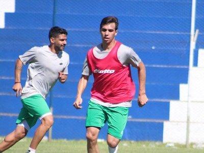 Zeballos ya entrena en su nuevo equipo