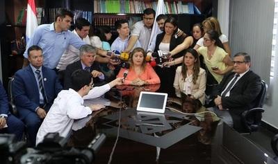 Confirman acusación de Brasil contra Hugo Volpe y Armando Cantero