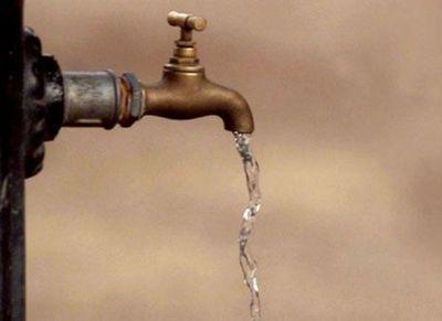 Anuncian normalización de provisión de agua en zonas de Asunción y Luque