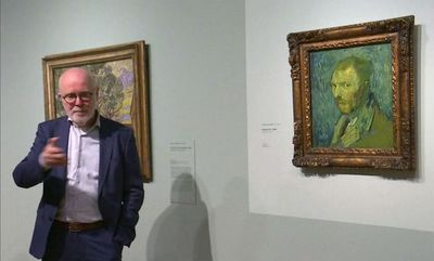 Tras décadas de dudas, confirman autoría de Van Gogh en autorretrato