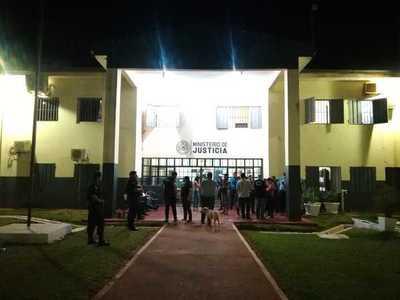 Tras abstenerse a declarar fueron imputados los 32 detenidos por fuga de presos