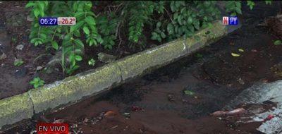 Agua desperdiciada: Hay mil caños rotos sólo en Asunción
