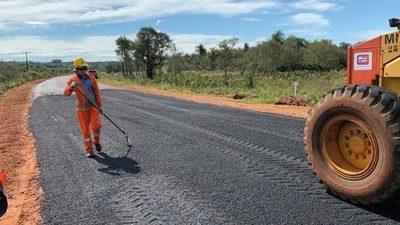 MOPC adjudica US$ 6,1 millones para pavimentación