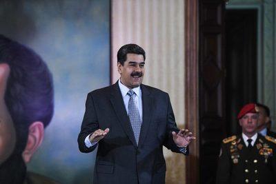 Maduro solicita diálogo con EE.UU.