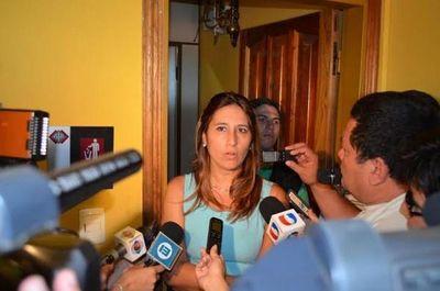 """""""Intervención confirma que administración municipal de Lambaré era pésima"""", según precandidata a intendente"""