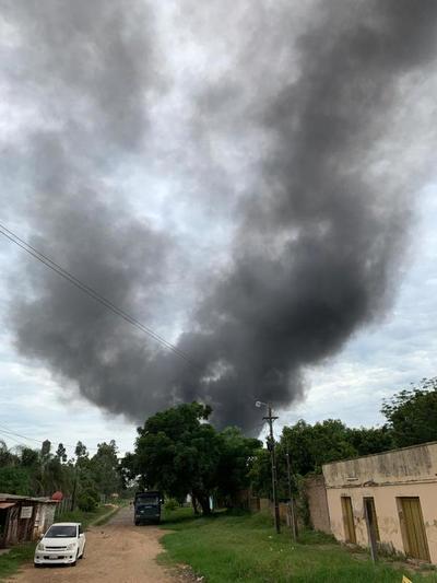 Sin daños mayores en la planta de la INC tras incendio