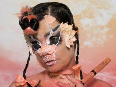 Artista Björk mezcla la música con inteligencia artificial