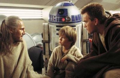 'La amenaza fantasma' ya no es la película de 'Star Wars' peor valorada