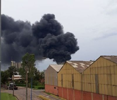 INC informó que operará de manera normal pese a incendio