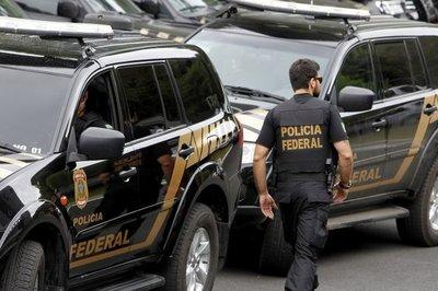 Policía Federal de Brasil Refuerza control en zonas fronterizas