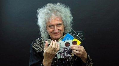 """Reino Unido: La banda """"Queen"""" es homenajeada con moneda de colección"""