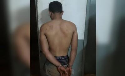 Conocido delincuente es detenido en el microcentro