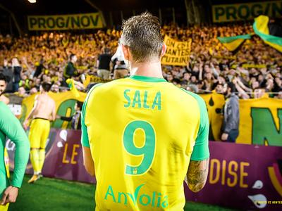 Nantes homenajea a Emiliano Sala