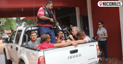Un paraguayo y cuatro brasileños armados caen en Yby Yaú