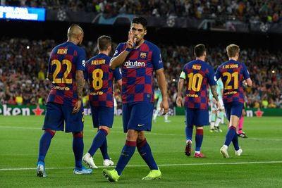 ¿Buscará Barcelona un sustituto de Suárez?