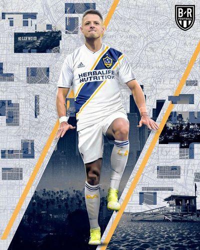 Hernández ficha por Los Angeles Galaxy