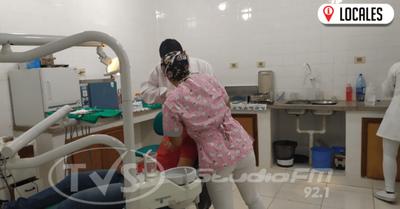 Servicio de odontología sin anestesia en el Hospital Regional de Encarnación