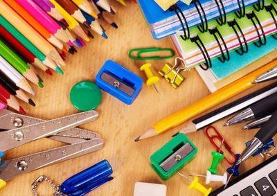 Colecta de útiles escolares