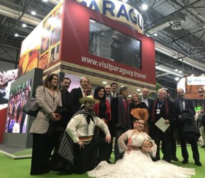Paraguay ofrece moderno stand de experiencia guaraní en Feria Internacional de Madrid