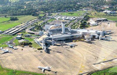 En marzo concluirá mejoramiento del Aeropuerto Silvio Pettirossi