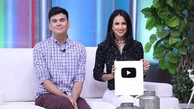 """YouTube premió al canal del """"Baila Conmigo Paraguay'"""