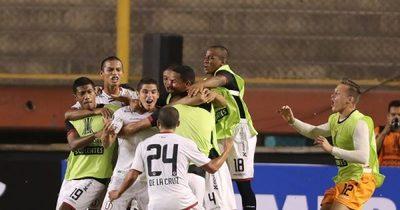 1-1. Hernández le evita al Carabobo una derrota en casa ante Universitario
