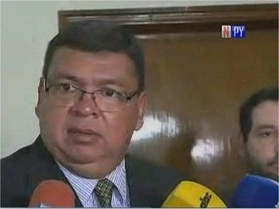Defensa de Hugo Volpe cuestiona accionar de Ministerio Público