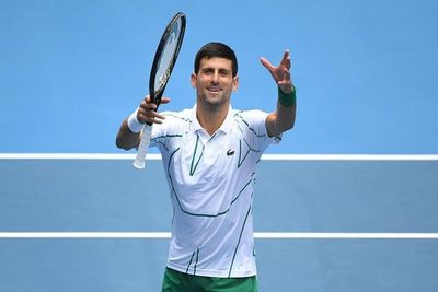 Djokovic y otros, a tercera ronda