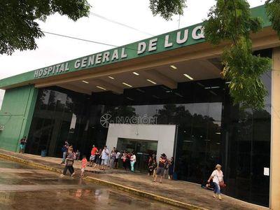 Numerosos cuadros febriles en Hospital General de Luque
