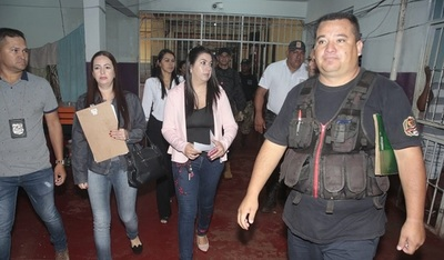 Fuga: Ministerio Público entrega Pabellón para su habilitación
