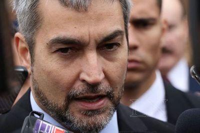 Mario Abdo con dengue insta a continuar con eliminación de criaderos